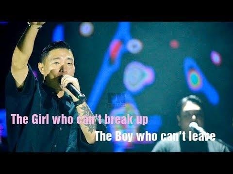 The Girl Who can't breakup, The Boy Who can't leave - Kang Gary   Malaysia 2017