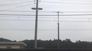 近鉄上之郷駅を通過するしまかぜ‼️🚊