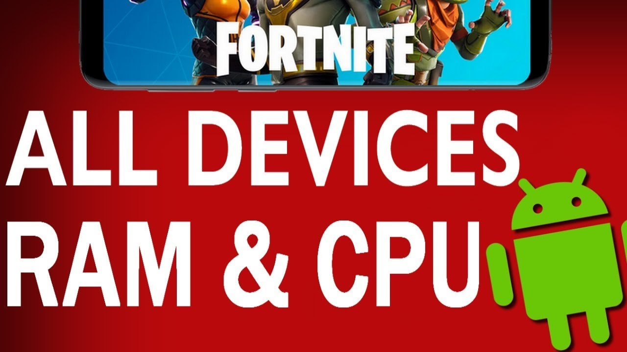 download fortnite apk for any android device ram cpu check disabled - fortnite client android shipping arm64 es2