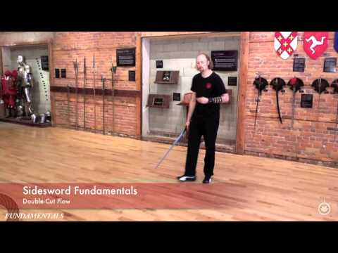 Double-Cut Flow - Sidesword Exercises