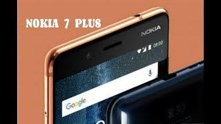 NEW NOKIA 7 PLUS SMARTPHONE 2018