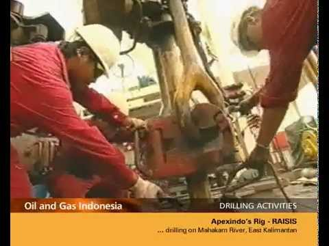 DRILLING ACTIVITIES - Apexindo's Offshore Rig RAISIS #4