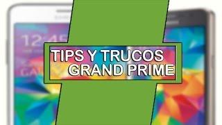 Samsung Galaxy Grand Prime  tips  y trucos para android (aumenta velocidad, rendimiento y batería)