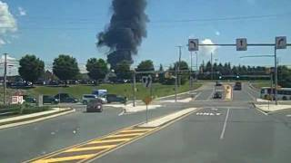 Hecktown Engine 5311 Responding with Fire 27  7 15 2011.wmv