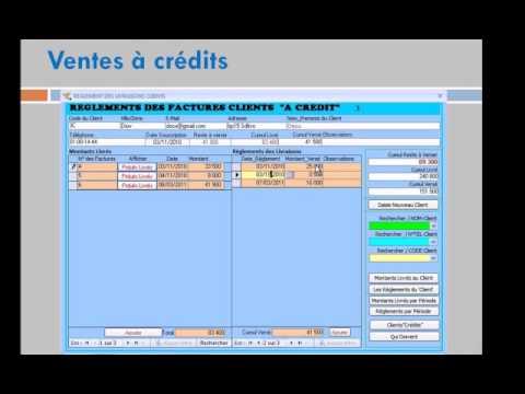 application gestion de stock xlsb