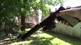 airsoft turn your mock suppressor into a working suppressor