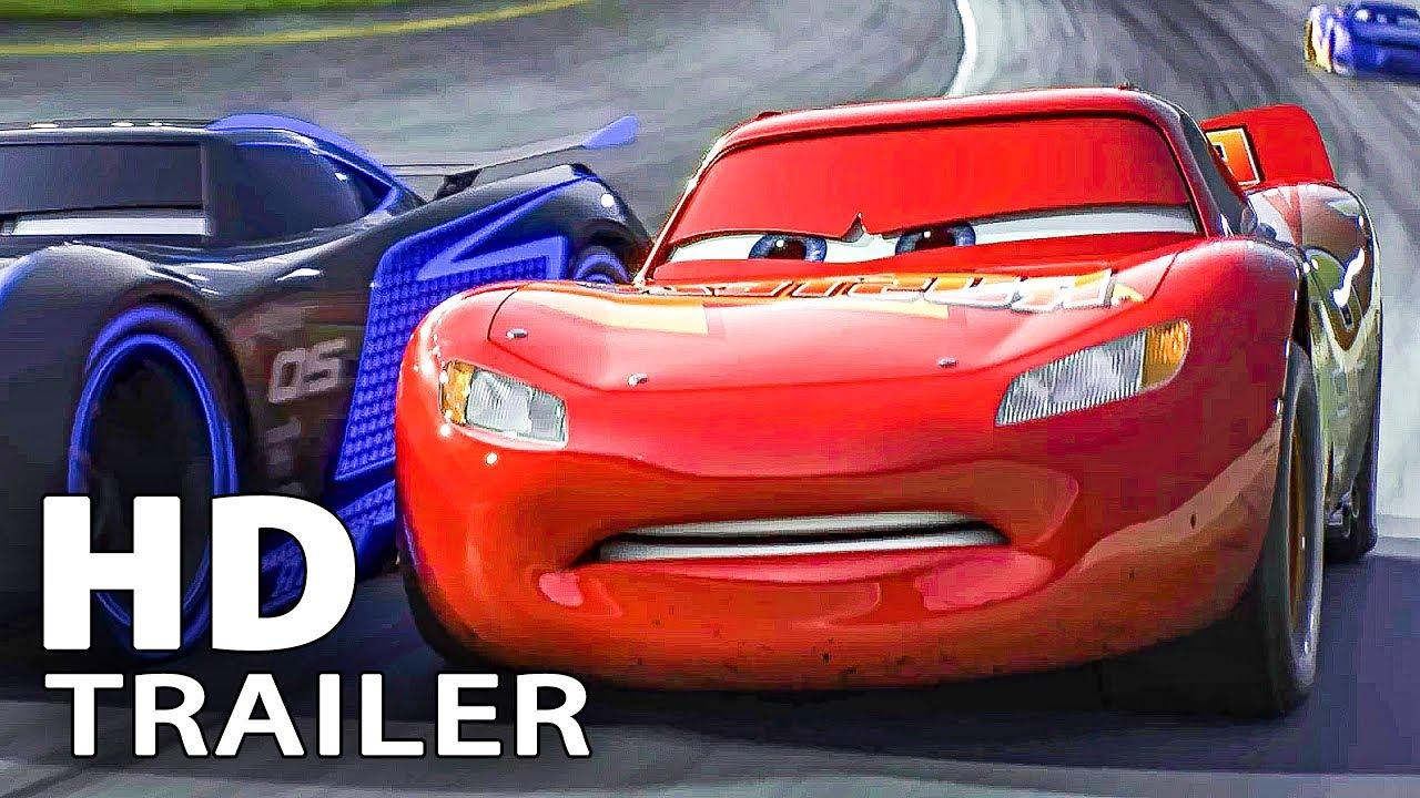 CARS 3 - New Trailer 5 (2017)