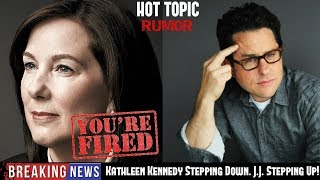 Kathleen Kennedy Fired From Lucasfilm & Disney over Last Jedi & Solo Bomb - Rumor on HOT TOPIC