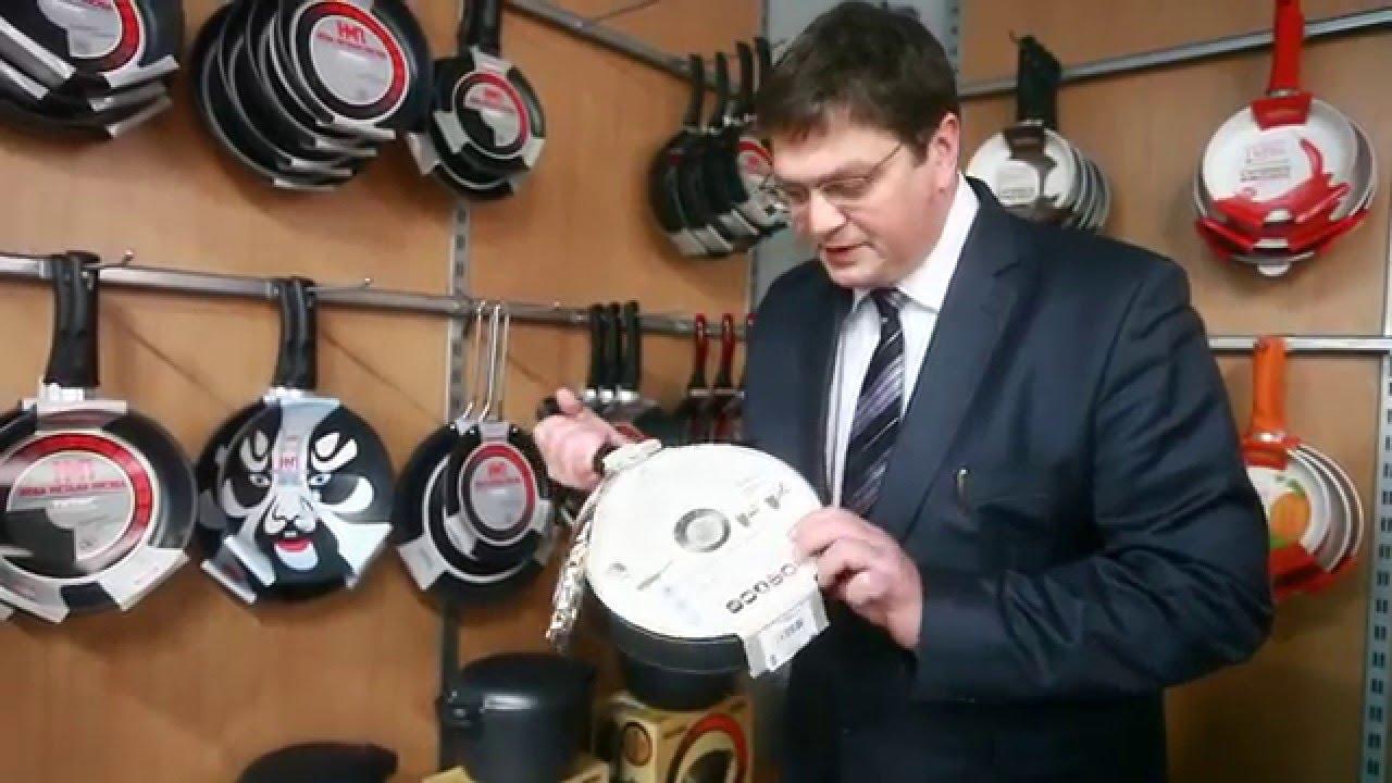 Завод компании «Нева металл посуда» - пресс-конференция (3) - YouTube