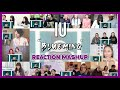 IU아이유 _ 'Blueming' 블루밍 MV - Reaction Mashup