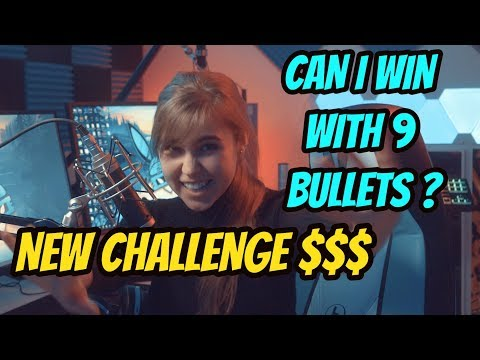 NEW IKON CHALLENGE | CAN I WIN WITH ONLY 9 BULLETS LEFT ? | Danucd