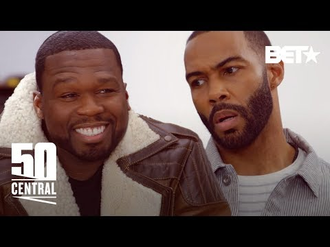 The Cast Of 'Power' Asks 50 Cent To Choose  50 Central