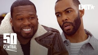 The Cast Of 'Power' Asks 50 Cent To Choose | 50 Central