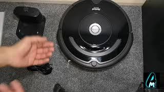 IRobot Roomba 671 Robot Vacuum Cleaner (Review)