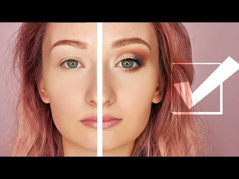 Как с помощью теней увеличить глаза