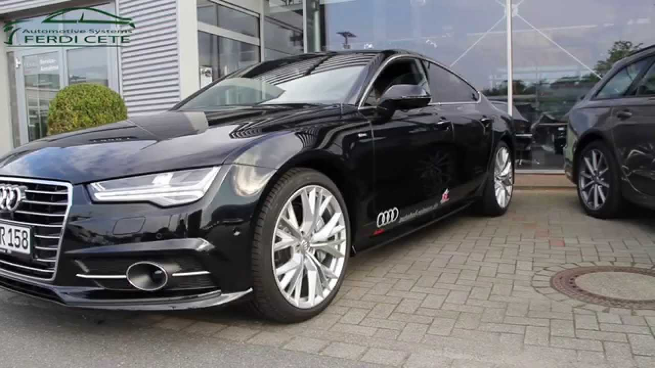 Active Suspension Control Wifi Audi A6 4g A7 4g A8 4h