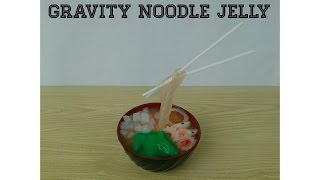 Resep Mie Jelly | How To Make Gravity Noodle Jelly #KokikuChallenge