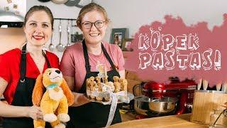 Köpekler İçin Doğum Günü Pastası ve Ödül Kurabiyesi   Merlin Mutfakta Yemek Tarifleri