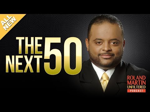 Roland Martin's Canisius College Afro-American Society Lecture: The Next 50