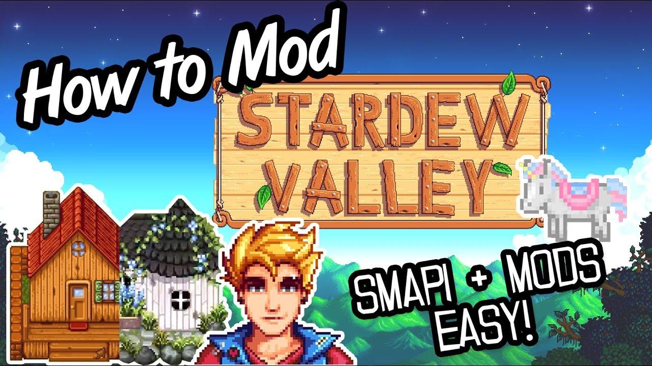 stardew valley 1.2 33 smapi