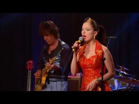 Jeff Beck & Imelda May - Poor Boy - Live at Iridium Jazz Club N.Y.C. - HD