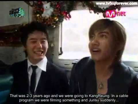 Dbsk! Scary Max! and his hyungs x