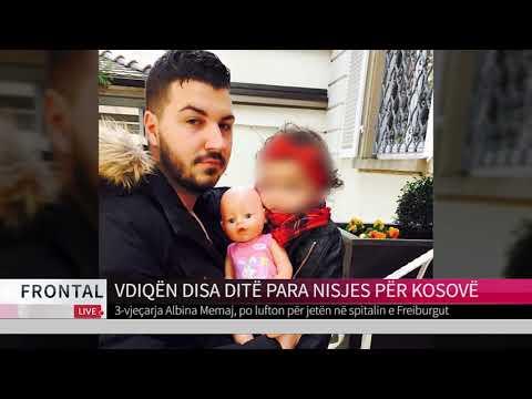 VDIQEN DISA DITË PARA NISJES PËR KOSOVË
