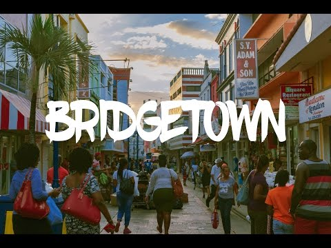 A Day in Bridgetown, Barbados