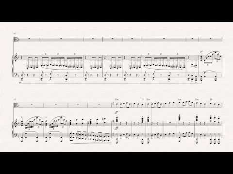 Viola - Theme Song  - Pirates of the Caribbean - Sheet Music, Chords, & Vocals