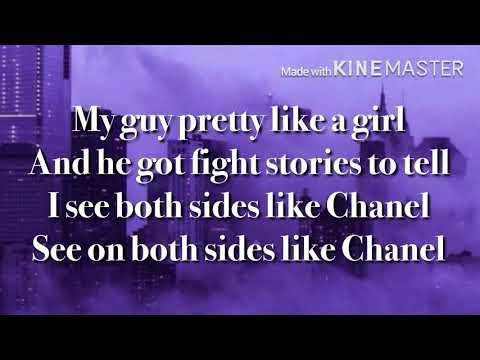 Chanel~lyrics By Frank Ocean