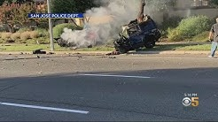 2 Dead After Apparent Street Race Crash In San Jose