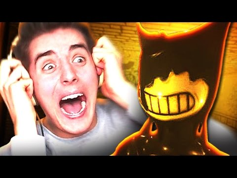 WHAT IS THAT THING?! | Bendy and the Ink Machine