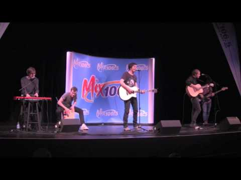 Parachute - Ghost - Live @ Mix 106.5