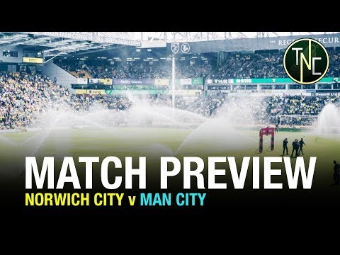 NORWICH V MAN CITY - THIS COULD BE EMBARRASSING - MATCH PREVIEW