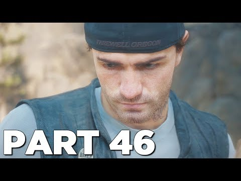 DAYS GONE Walkthrough Gameplay Part 46 - CARLOS (PS4 Pro)