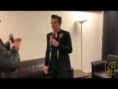 Interview with Brandon Flowers of The Killers - Radio Hauraki