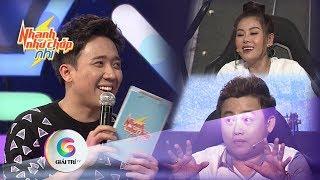 Trấn Thành cười vỡ trận với màn đấu trí của Nam Thư và Hữu Tín | NHANH NHƯ CHỚP NHÍ - Tập 19
