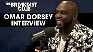 Omar Dorsey Talks His Role In 'Queen Sugar', Writing For Television, Fatherhood + More