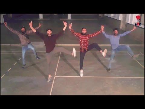 Bhangra on Choorhey Wali Bahh | Mankirat Aulakh | Way Of Bhangra (2017)