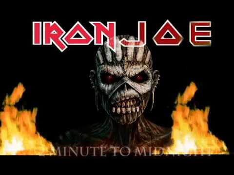 Iron Maiden Drum Covers with Iron Joe -2 minute to midnight