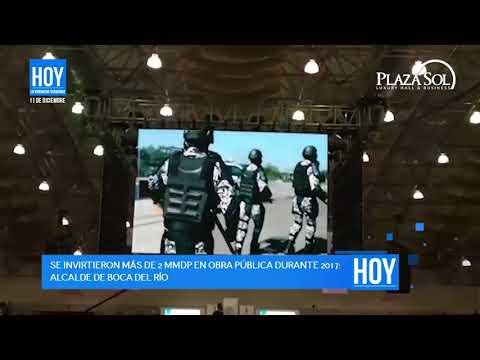 Noticias HOY Veracruz News 11/12/2017