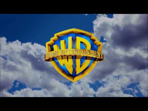"""Warner Bros. Home Entertainment (2017) logo with """"The views expressed"""" notice"""