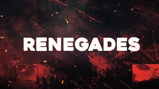 ONE OK ROCK: Renegades (LYRIC VIDEO)