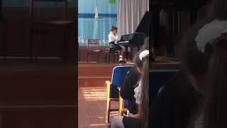 730 – Медведева София, г. Калязин – Мелодия из кинофильма «Забытая мелодия для флейты»