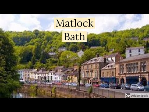 Travel Guide My Day Trips To Matlock Bath Derbyshire UK Review