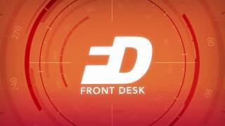 front desk 100k rt dapat makan dengan elfira loy