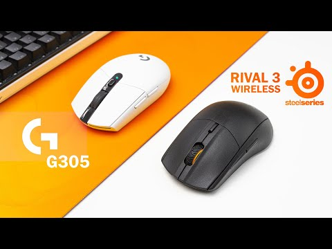 My Favorite $50 Wireless Gaming Mice!