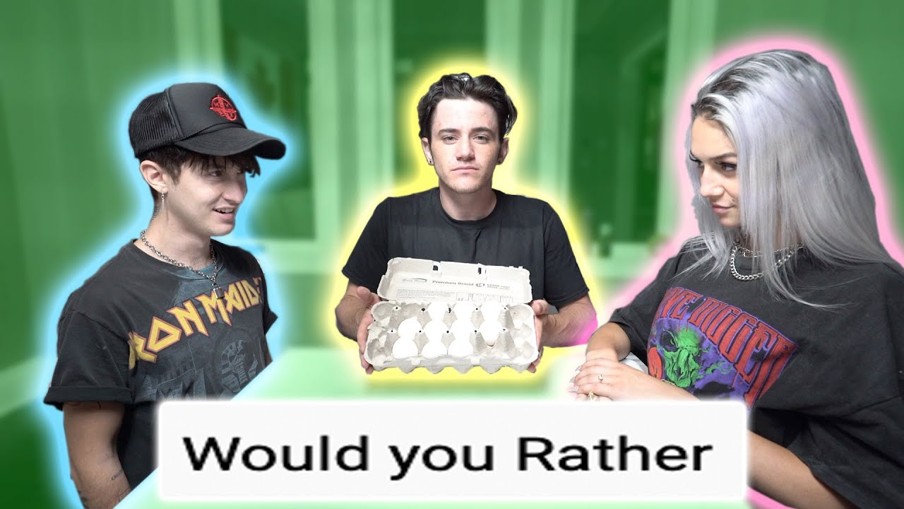(Relationship Test) Would you Rather this happen to you... or your girlfriend? (They broke up)