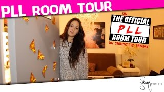 Pretty Little UNAUTHORIZED Room Tour | Behind the Scenes