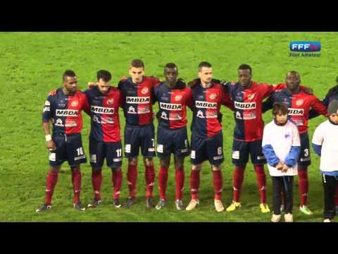 Match Bourges 18  vs Le Mans FC - CFA2 B